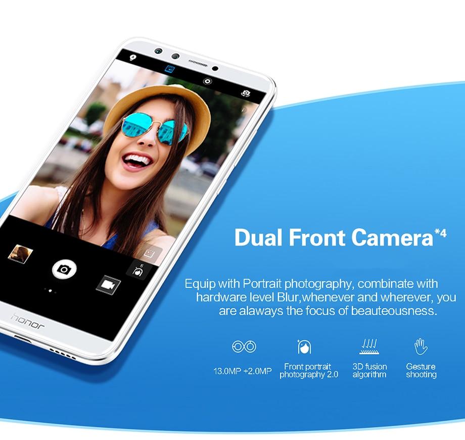 Detalles de Huawei Honor 9 Lite 5 65