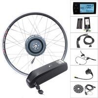 36v 250w/350w/500w Motor Wheel 36V SAMSUNG Ebike Kit Front Wheel Motor Electric Bicycle Conversion Kit for 20inch 700C Hub Motor