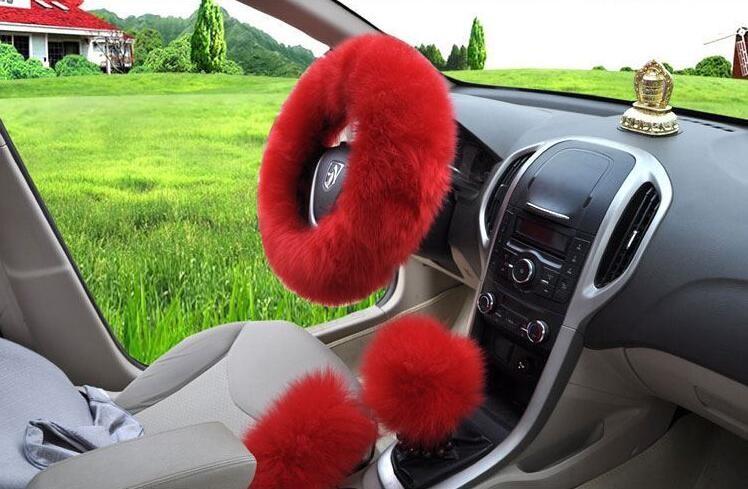 long-Wool-Plush-Steering-Wheel-Cover-Woolen-Winter-Car-Accessory-red12