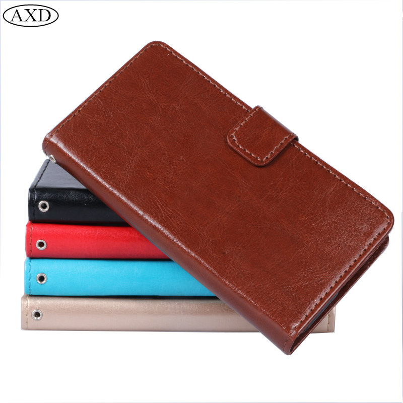 Case Coque For Alcatel One Touch Idol 3 5.5inch 6045 6045Y Luxury Wallet PU Leather Case Stand Flip Card Hold Phone Cover Bags