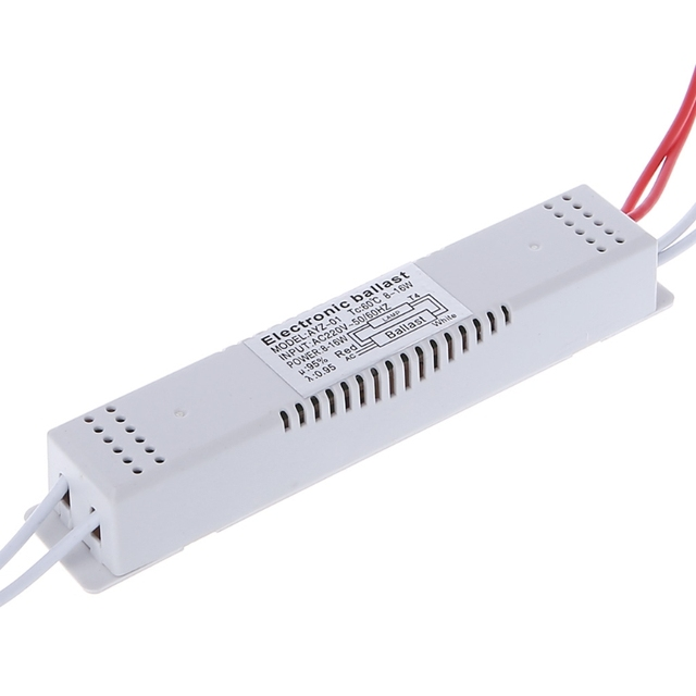 Electronic Ballast for Fluorescent Lamps Bulb 8-16W AC220V for Headlight of T4