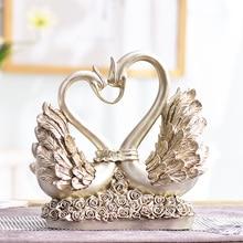 Creative Swan Shaped Ornaments