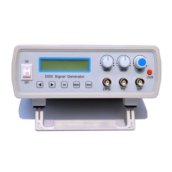 New 0-12MHz DDS Function Signal Generator Carrier Debugging Source