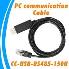 Коммуникационный кабель CC-USB-RS485-150U USB к ПК RS485 для EP солнечного трассировщика серии Viewstar VS Landstar LS контроллер солнечной зарядки