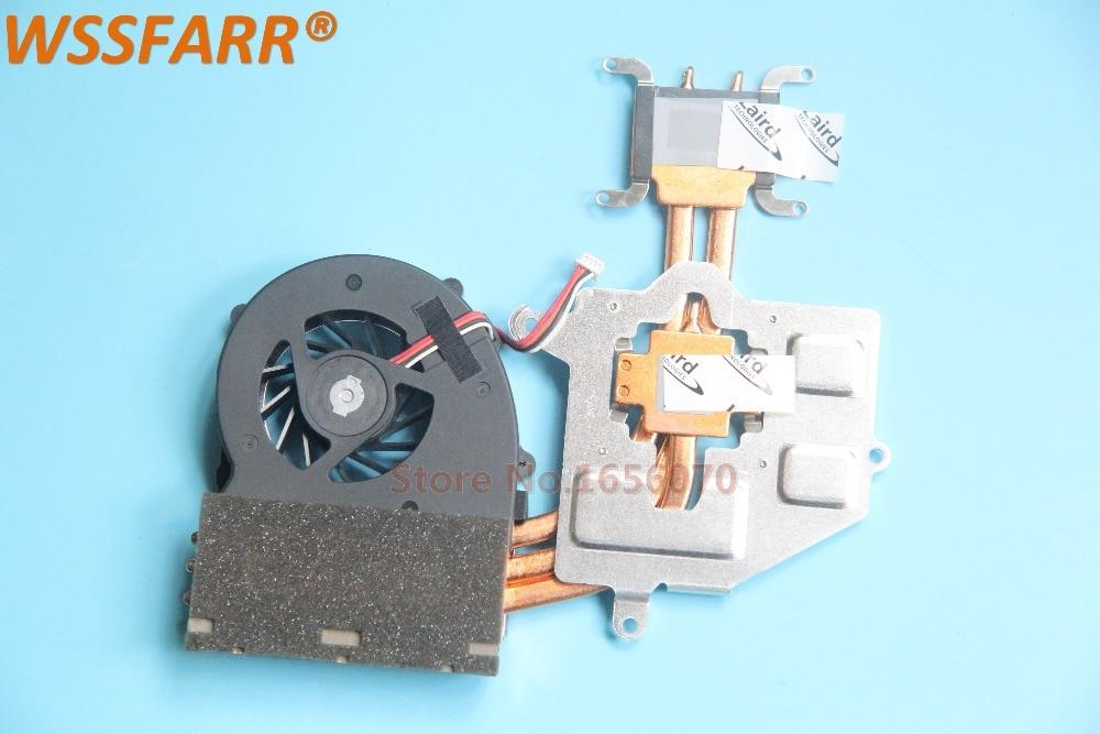 New for SONY vaio VPCF1 VPC-F1 VPC-F11 VPC-F12 VPC-F13 cpu cooling fan /&heatsink