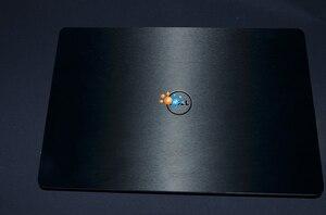 Image 2 - Специальные кожаные Углеродные волоконные виниловые наклейки защитная крышка для Lenovo Thinkpad T430 14 дюймов