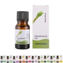 10pcs Essential Oil Parfum Natural Aromatherapy Fragrance Rosemary Geranium Euca