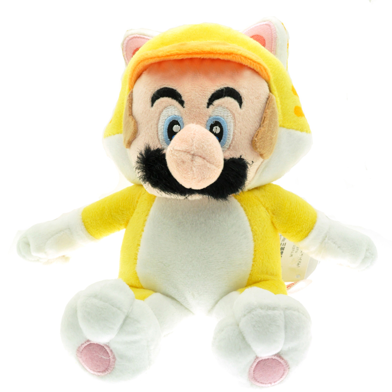 Popular Cat Mario Plush-Buy Cheap Cat Mario Plush lots ...
