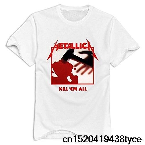 Jzecco t shirt design template casual crew neck metallica logo kill jzecco t shirt design template casual crew neck metallica logo kill em all vintage casual short maxwellsz