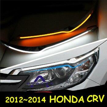 car bumper lamp for CRV daytime light,2012~2014,car accessories,LED,CR V fog light,car accessories,City,crosstour,jade,Delsol