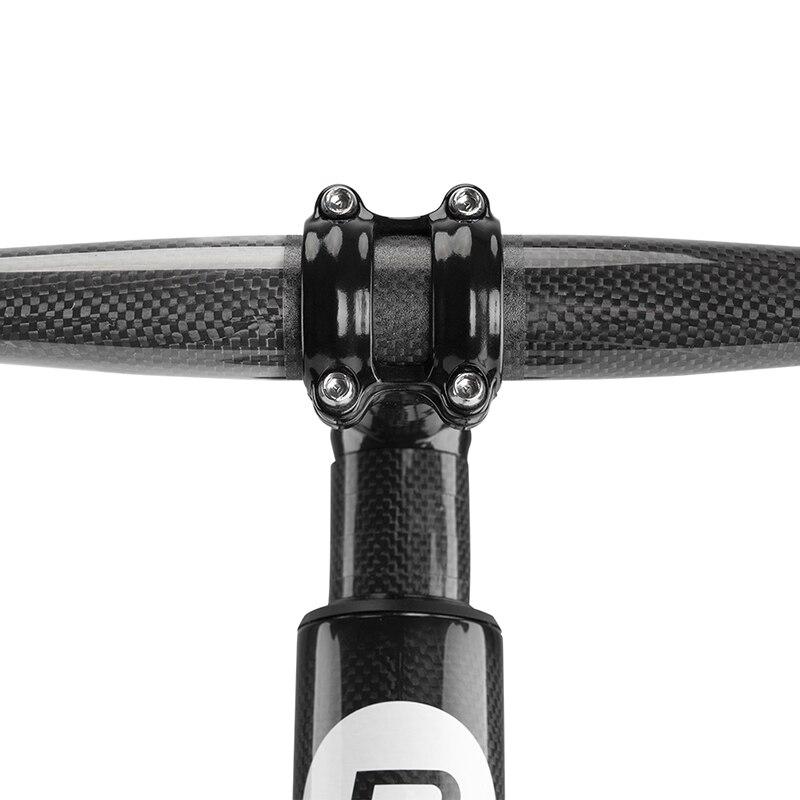 ROCKBROS vélo vélo en Fiber de carbone vélo d'équilibre enfant vélo Ultra-léger résistant à la Corrosion pour les enfants de 2-6 ans - 2