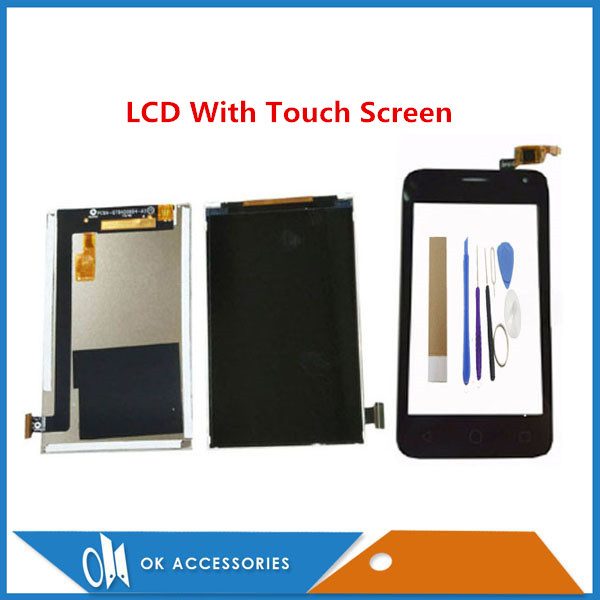 For Alcatel One Touch Pixi First OT4024 4024 OT4024D 4024D 4024X Touch Screen With LCD Display Digiziter Black With Tools TapeFor Alcatel One Touch Pixi First OT4024 4024 OT4024D 4024D 4024X Touch Screen With LCD Display Digiziter Black With Tools Tape