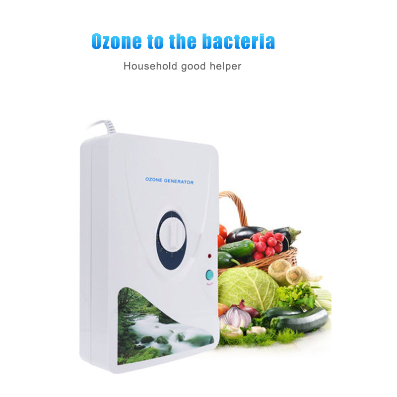 Small Household Appliances Ozone generator Fruit and Vegetable Washing Machine Ozone Air Purifier Oxygen Machine 110V/220V 220v household fruit and vegetable disinfection machine automatic ozone washing machine decomposition pesticide sterilization
