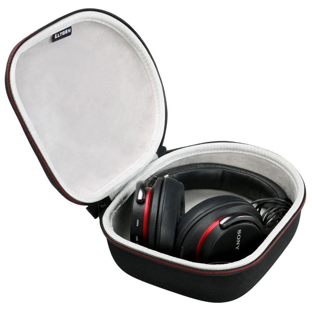 LTGEM Hard Headphone Case Travel Bag For Sony, Audio-Technica, Xo Vision, Behringer, Beats, Photive, Philips, Bose, Maxell, Pana