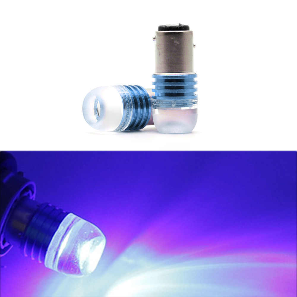 2 шт. Авто 1157 Led 3 Вт стробоскоп флэш-светильник стоп мигает светильник лампа авто задний стоп-светильник