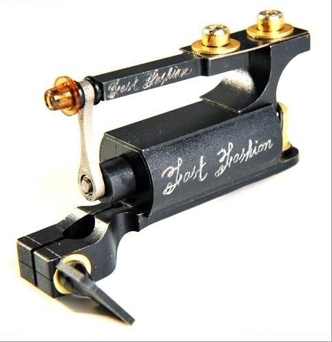 New Design Hand Made Cast Iron Rotary Tattoo Motor Machine Gun Black
