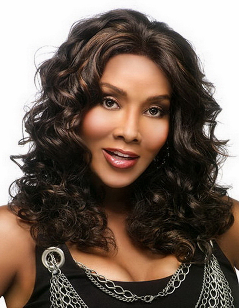 Incredible Highlights Dark Curly Hair Reviews Online Shopping Highlights Short Hairstyles For Black Women Fulllsitofus