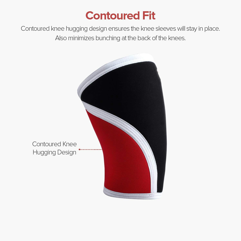 crossfit knee sleeves