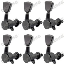 T36 6R Electric guitar tuner strings button Tuning Pegs Keys Musical instruments accessories Guitar Parts