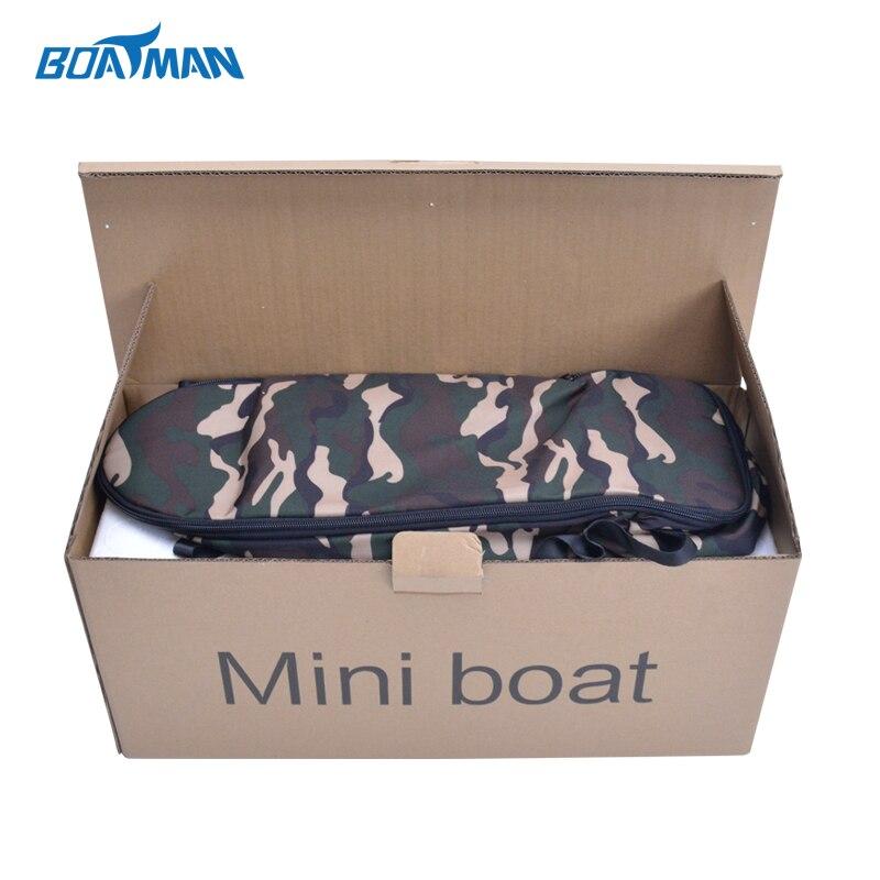 Mini1A 395 motors and waterproof shaft fishing carp bait boat sending fishing hooks