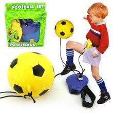 Детские игрушки для улицы, надувной футбольный мяч, набор, Детская Спортивная игрушка для помещений, спортивный набор, детский игрушечный мяч с насосом-надувателем