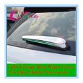 Limpiaparabrisas trasero Cubierta Decoración Protección Pegatina ABS Car Styling Accesorios para Opel Mokka 2013-2015 para Chevrolet Trax Encore
