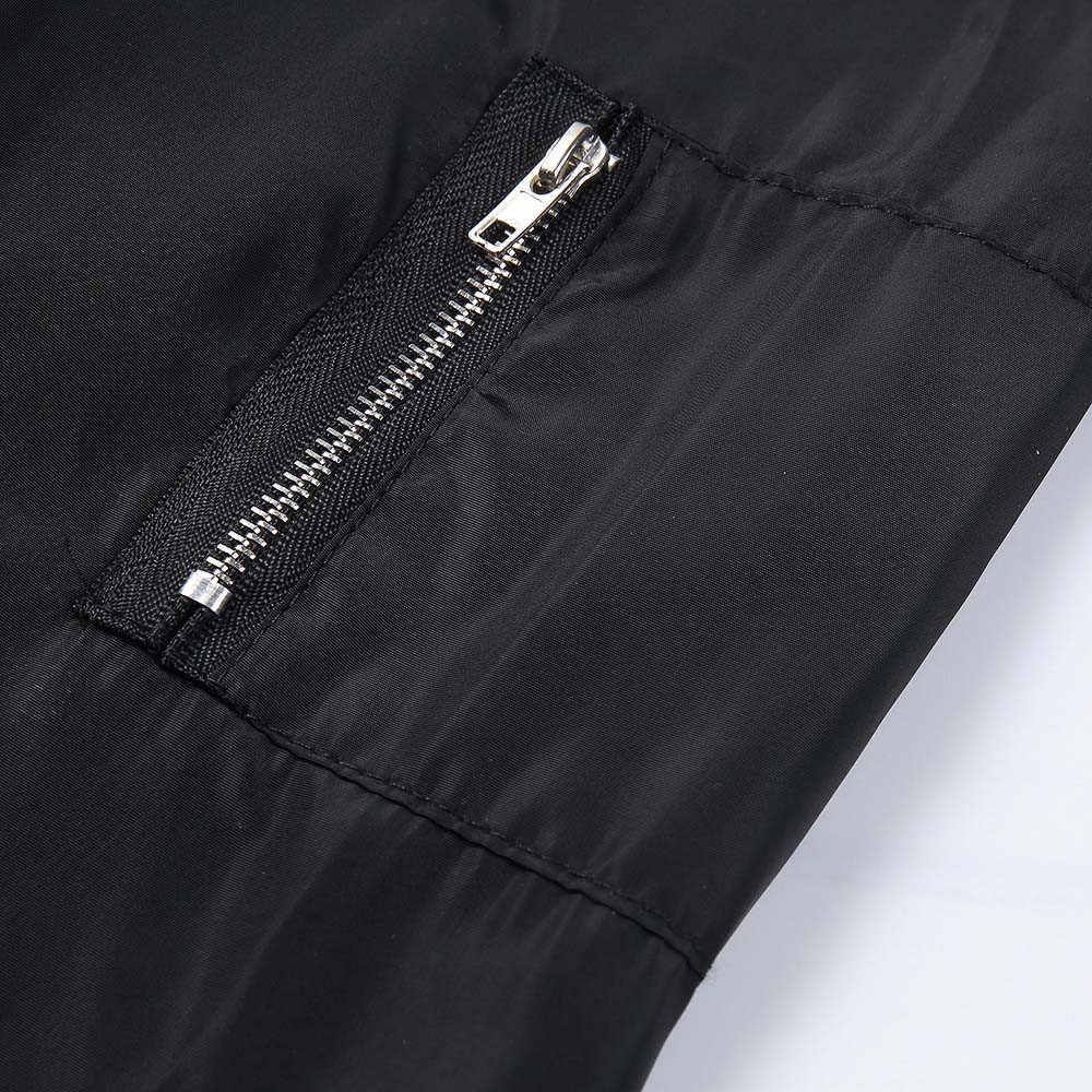 Damskie kurtki przeciwdeszczowe 2019 nowych moda kobiet cienkie podstawowe kurtki-pilotki długi płaszcz z rękawami Casual kurtki damskie odzież wierzchnia FB