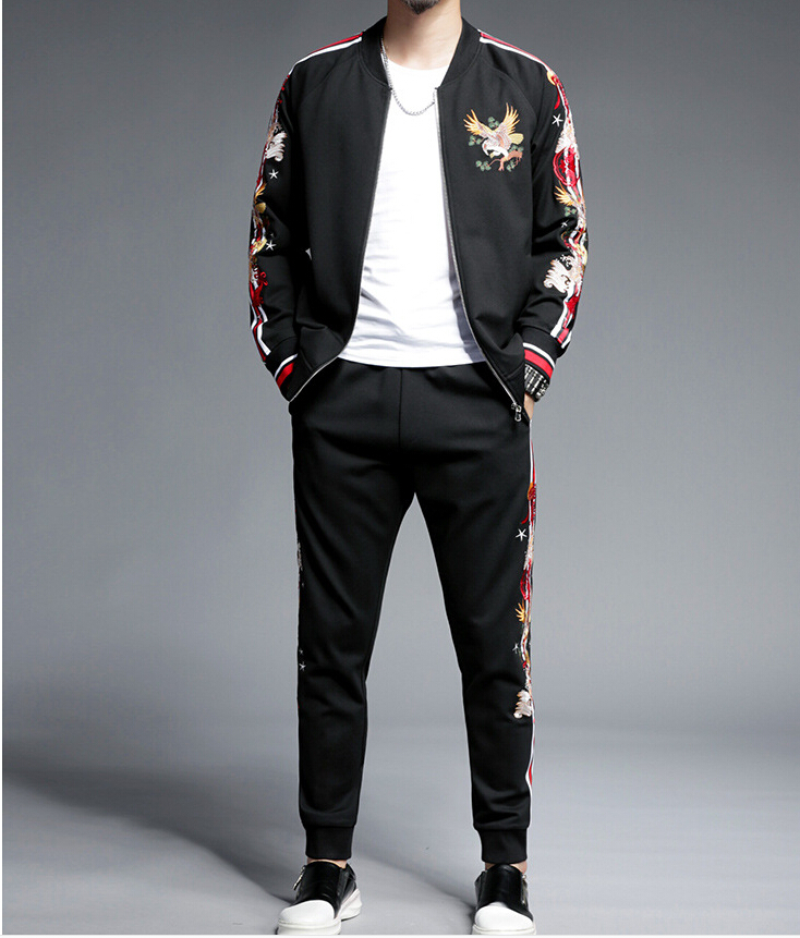 Wing Sequin Suits Men Designs Homme Terno Stage Costumes For Singers Men Blazer Dance Clothes Jacket