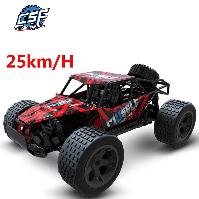 RC coche 1/12 4WD Rock rastreadores 4x4 coche motores dobles conducir Bigfoot coche de Control remoto modelo de coche -vehículo de juguete