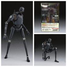 K 2SO figurine figurine Collection modèle jouet Brinquedos Figurals cadeau
