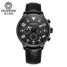 2016 venta nuevo ochstin hombres reloj multifunción de pulsera de moda relojes de cuarzo-reloj de los hombres relojes hombre analógico reloj masculino relogio