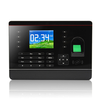 Realand TCP IP Fingerprint And Punch Card Fingerprint Time Attendance Realand Fingerprint Time Clock A C061