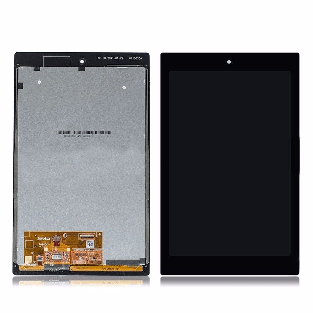 8 Inch LCD DIsplay Panel Touch Screen Digitizer Assembly For AMAZON Kindle Fire HD8 HD 8 lq080v3de01 8 0 inch lcd panel
