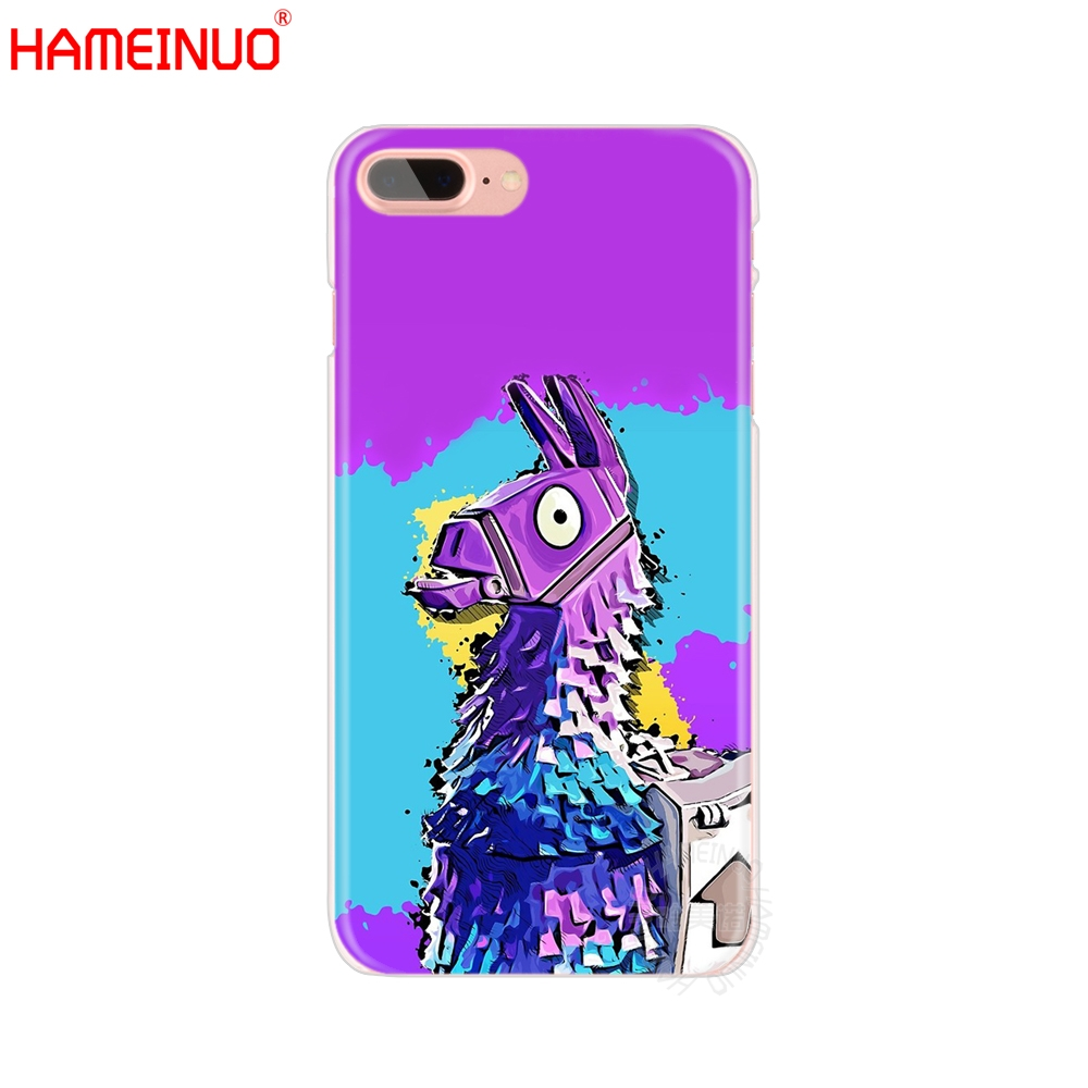 the latest 2538d 70878 HAMEINUO fortnite cell phone Cover case for iphone X 8 7 6 4 4s 5 5s SE 5c  6s plus