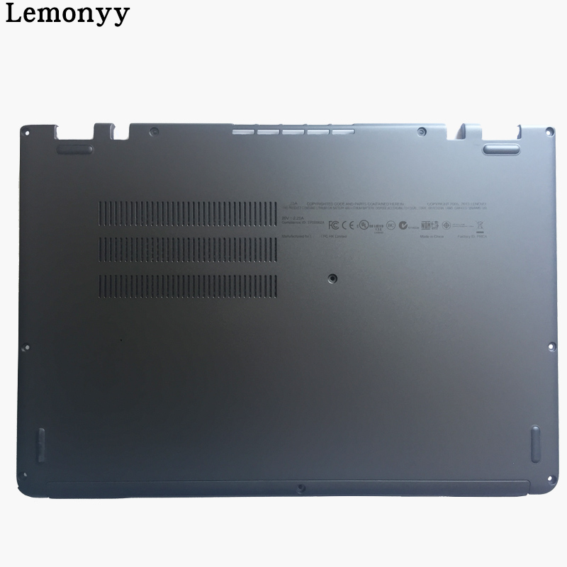 New Laptop Bottom Case for Lenovo ThinkPad S1 Yoga S240 Yoga 12 Laptop Bottom Case Base Cover black AM10D000A00 цена