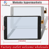 195 130mm New Tablet Pc Texet Tm 7857 3G Glass Sensor Digitizer Touch Screen Touch Panel