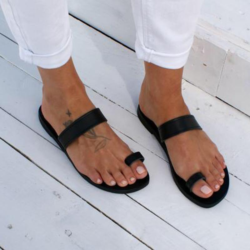 2019 Women Flat Sandals Fashion