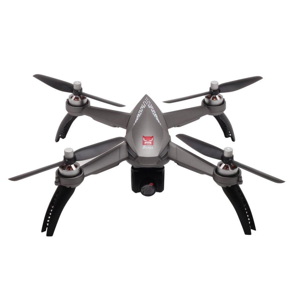 MJX Bugs 5 w B5W RC Drone avec 1080 p 5g Wifi FPV Caméra Brushless Moteur GPS Quadcopter 2.4 ghz D'avions De Contrôle À Distance