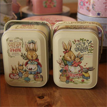 Bread Box Tin Boxes New Arrival Cute Macaroon Cookie Shape Candy Color Mini Storage Jewelry Box Organizadores