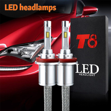 H4 H7 H1 high/low beam high power led car headlight auto lamps LED 6000K white 12VAC Automobiles canbus External light headlamps