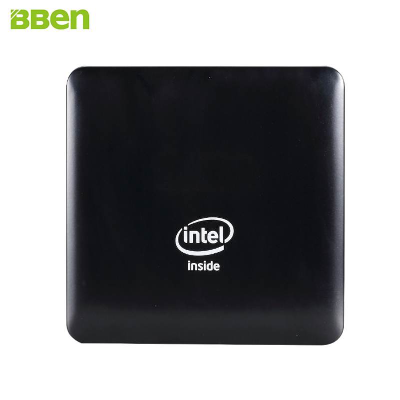 BBEN Mini PC Windows 10 Intel Z8350 Quad Core 2G/4G+32G/64G WiFi BT4.0 PC Smart TV Box Pocket PC Stick Micro PC TV Stick bben c100 mini pc windows10 tv box intel cherry trail z8350 quad core 2g 32g 4g 64g 3pm camera bluetooth wifi