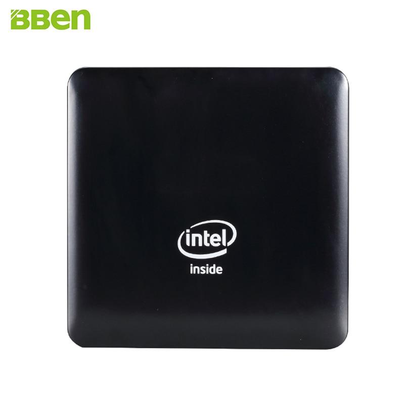 BBEN Mini PC Windows 10 Intel Z8350 Quad Core 2G/4G+32G/64G WiFi BT4.0 PC Smart TV Box Pocket PC Stick Micro PC TV Stick