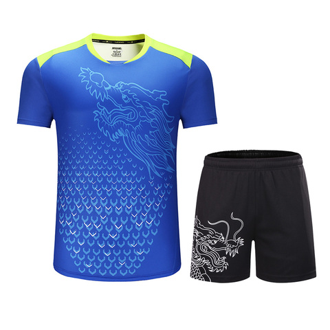 New CHINA Team table tennis sets Men / Women , ping pong clothes ,table tennis jerseys , table tennis shirts +shorts sport suits Lahore