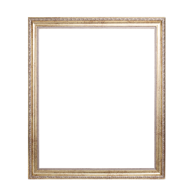 2017 Wood Wooden Vintage Frame for Canvas Oil Painting Rectangle ...