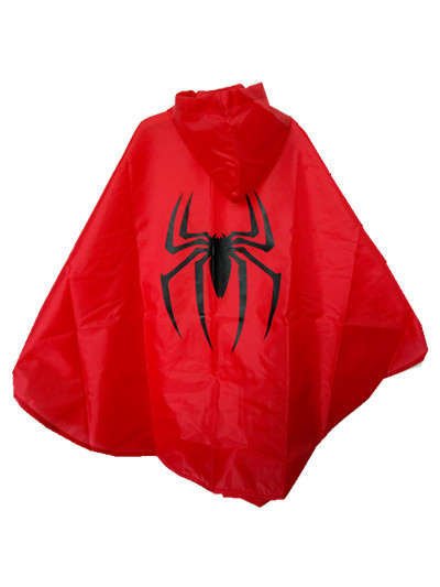 Kids Spiderman Raincoat