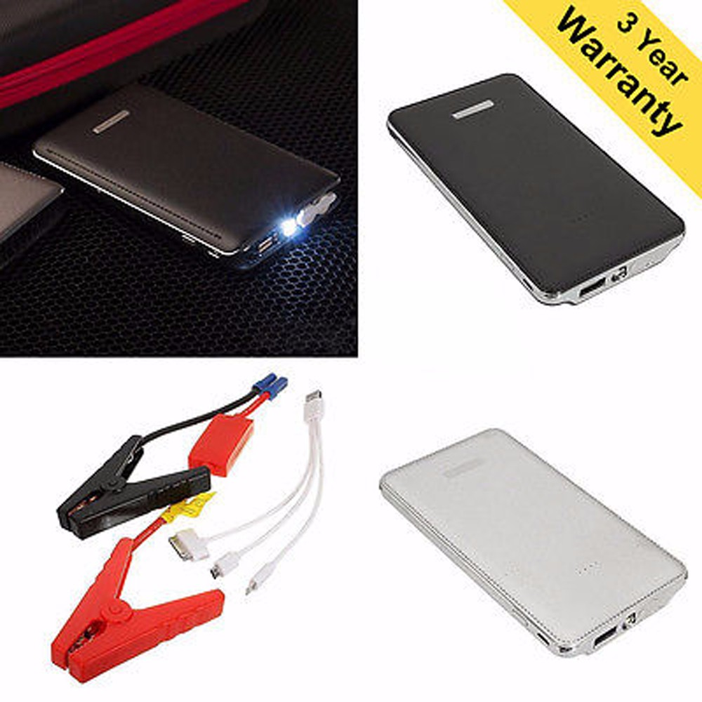 New Capacity 12V 20000mah Emergency car starter Power Bank booster Portable Emergency Battery Charger for Automobile motor