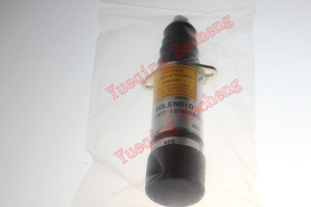 Stop solenoid 1502-12D6U2B2S2A кофеварка redmond rсm 1502