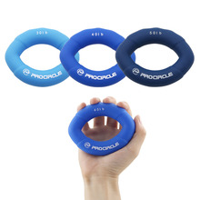 PROCIRCLE Muscle Power Training Silicone Grip Ring Exerciser 30Ib-50Ib Strength