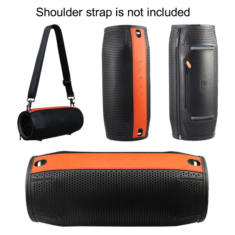 Soft PU Portable Protective Box Bag Cover Case for JBL Xtreme Bluetooth Speaker -M35Soft PU Portable Protective Box Bag Cover Case for JBL Xtreme Bluetooth Speaker -M35