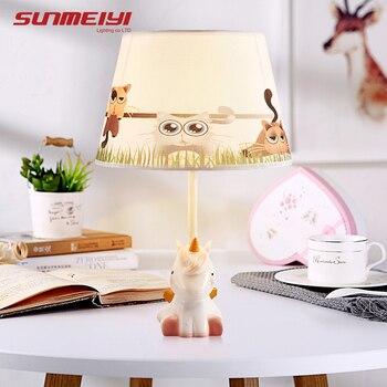 ヴィンテージ LED テーブルランプ寝室用読書ステッカーリビングルームキッズ LED ベッドサイドランプアート現代ベッドライト tafellamp ホームデコ